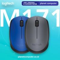 MOUSE LOGITECH WIRELESS M171 BLUE