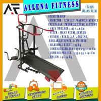AMAN! TOTAL FITNESS Treadmill Manual TL 003 5 fungsi