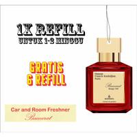 Parfum Mobil & Ruangan Baccarat Rouge 540 FREE Refill