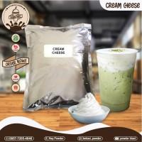 Cheese cream/Cheese tea foam