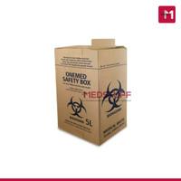 Safety Box 5L Tempat Sampah Tajam Medis
