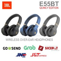 headset bluetooth JBL E55BT | headphone wireless jbl - Biru