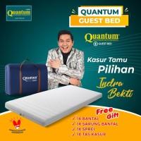 Quantum Guest Bed 80 x 200 cm - Kasur Tamu / Travel / Lipat