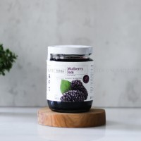 250G MULBERRY JAM with Honey Selai Buah - Beema Wellness