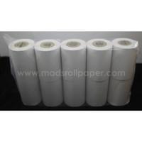 Kertas Struk Thermal 58X48 Kertas Roll Paper Kertas Print Thermal Pape - Plastik Saja