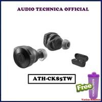 Audio Technica ATH-CKS5TW Wireless Headphone ATH CKS5 ATHCKS5TW - Black