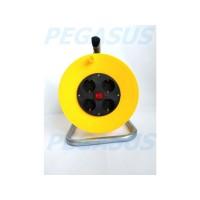 Kabel Roll 25 meter Warna Kuning Kecil - Tanpa Cover dan Kabel PEGASUS
