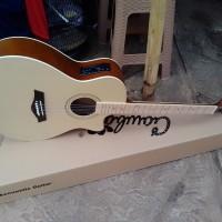 Gitar akustik elektrik cort baru mepel