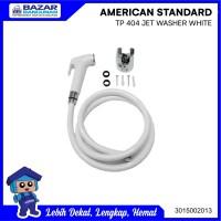 BIDET / SPRAY JET SHOWER / WASHER AMERICAN STANDARD TP 404 TP404 WHITE
