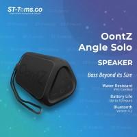 OontZ Angle Solo Super Portable Bluetooth Speaker - Black