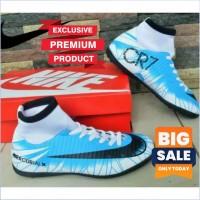 Sepatu Futsal Nike Mercurial Tiempo Superfly Magenta