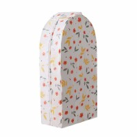 6519 Cloth Dust Cover SUIT / Cover Pakaian Sarung Pakaian 60X30X110