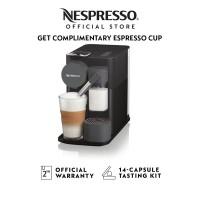 NESPRESSO Lattissima One F111 Coffee Machine, Black (Mesin Kopi)