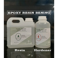 Epoxy Resin Bening 1,5 Kg