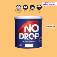 No Drop Cat Pelapis Anti Bocor Warna 4 KG - Strawberry