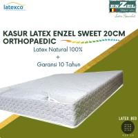 PROMO Kasur Latex Enzel Sweet 20cm Orthopaedic 120x200 cm