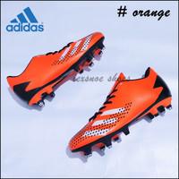 soccer shoes sepatu bola adidas x 17 import - Orange, 43