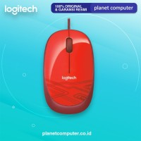 MOUSE LOGITECH M105 RED