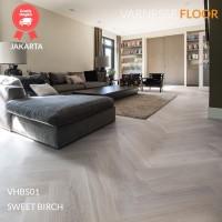 Varnesse Floor Lantai Vinyl 3.0 mm VHBS01 - Sweet Birch - VHBS01