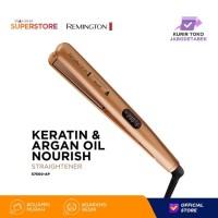 Remington Keratin & Argan Oil Nourish Straightener - S7500-AP