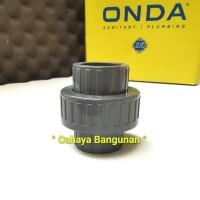 "ONDA Union Sock Watermoor Water mur moor Watermur PVC 1""Inch Inc 1Inch"