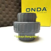 "ONDA Union Sock Watermoor Water mur moor Watermur PVC 11/4""Inch Inc"
