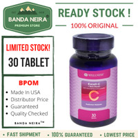 Wellness Excell C + Beta Glucan 30 Tablet