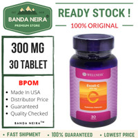Wellness Excell C 30 Tablets 300 Mg