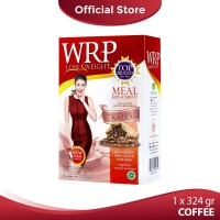 WRP MEAL REPLACEMENT COFFEE 324 G (6 Sachet)