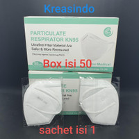 Masker KN95 5ply Protecply Face Mask / Protective Mask