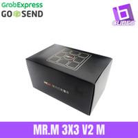3x3 Shengshou Mr M V2 3x3 Black base