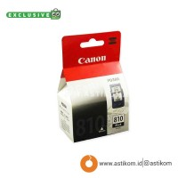 Catridge Canon PG-810 Black Murah | By Astikom