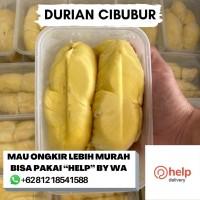 Durian Montong Palu Super / Durian Monthong Kupas Sulawesi. Cibubur.