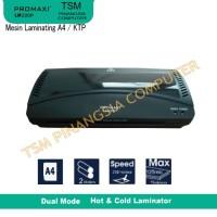Promaxi LM220 Mesin laminating - Laminator - Laminasi Ukuran A4 / Ktp