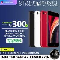 Apple iPhone SE 2 2020 64GB 128GB 256GB / 64 128 256 Resmi IBOX TAM