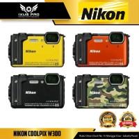 Nikon COOLPIX W300 Digital Camera Wifi Dan Video 4k - nikon W300