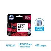 TINTA CATRIDGE HP 680 BLACK