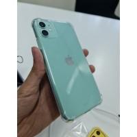 Soft Case Silikon apple Iphone 11 (6.1) Bening transparant