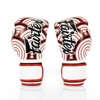 Fairtex BGV14 Japanese Art Boxing Gloves Muaythai - 10, Biru