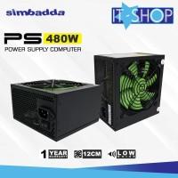Simbadda Power Supply 480W Box