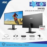 AOC Monitor 24 inch 24V2Q
