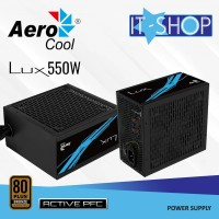 AeroCool Power Supply LUX 550W Bronze