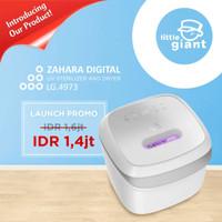 Little Giant ZAHARA Digital Uv Sterilizer And Dryer
