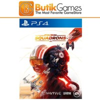 Star Wars Squadrons PS4 Game Starwars