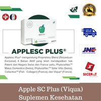 Apple Stemcell Suplemen Kecantikan Kulit & Kesehatan Kulit (sachet)