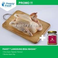 Ayam Pejantan Premium dan Bumbu Ayam Pop