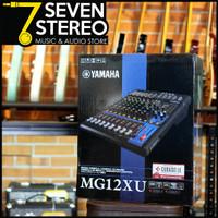 Yamaha MG12XU 12 Channel Audio Mixer Original Garansi Resmi