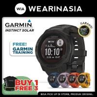 Garmin Instinct Solar Smartwatch Garansi Resmi TAM 2 Tahun