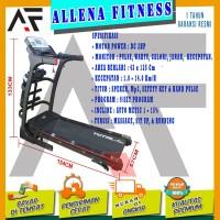 HEMAT! TOTAL FITNESS Treadmill Elektrik / Elektric TL 630