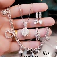 xuping set perhiasan lapis emas 24k f743